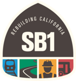 Logo for SB1 Rebuilding California