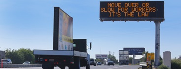 Caltrans District 10, SR99 STA, Move Over Safety Campaign