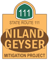 State Route 111 Niland Geyser Mitigation Project Logo