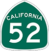 State Route 52 icon