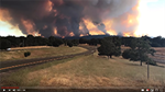 The Mendocino Complex - largest wildfire in California's history