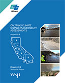 Caltrans Climate Change Vulnerability Assessment Technical Report - District 12,  2019