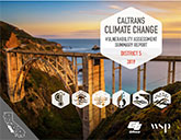 Caltrans Climate Change Vulnerability Assessment Summary Report - District 5,  2019