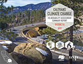 Caltrans Climate Change Vulnerability Assessment Summary Report - District 8, 2019