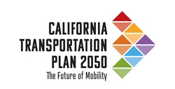 California Transportation Plan 2050 Logo
